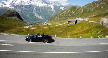 Grossglockner - The High Alpine Road  (c) Tourist office Piesendorf Niedernsill, Photo Harry Liebmann