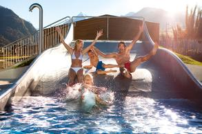 Fun for the whole family in summer (c) TAUERN SPA Zell am See - Kaprun