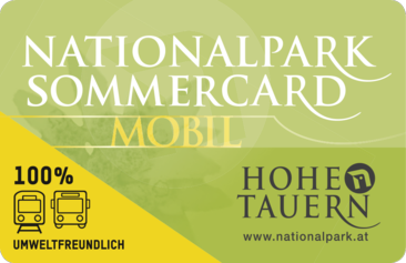 Nationalpark Sommercard / Mobile
