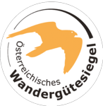 Austrian's hiking seal of quality (c) wanderdoerfer.at