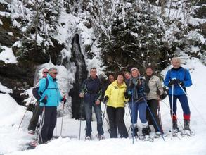 Snowshoeing (c) Tourist Office Piesendorf Niedernsill, Photo Harry Liebmann