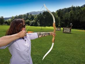 Archery Niedernsill (c) Tourist Office Piesendorf Niedernsill, Photo Harry Liebmann
